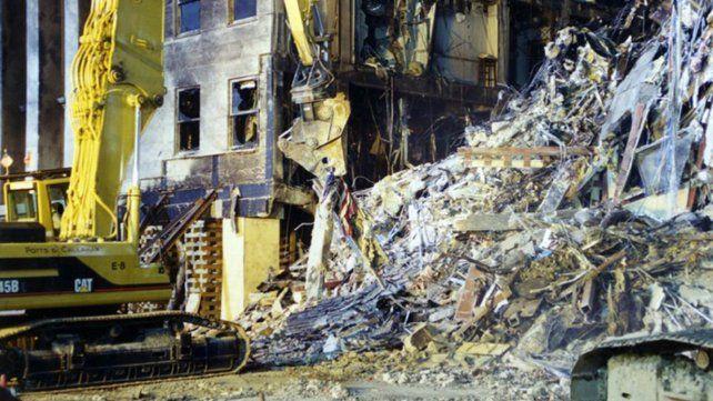 El FBI distribuye nuevas imágenes del ataque al Pentágono el 11-S
