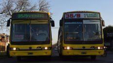 Los servicios que cubría Monticas en la ruta 33 fueron implementados el pasado viernes.