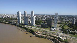 El complejo urbanístico en puerto norte.
