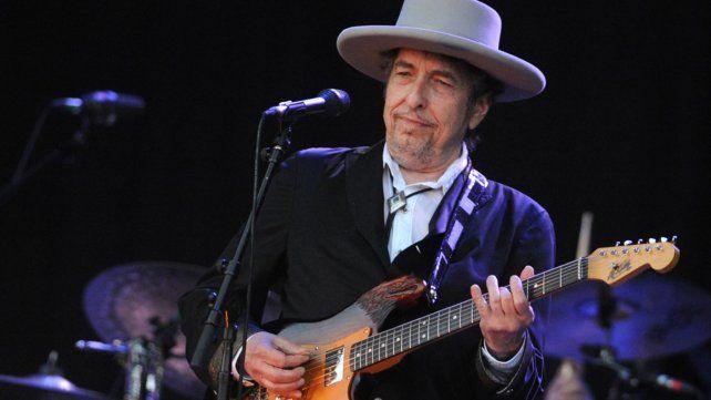 Bob Dylan daba esta noche un concierto en Estocolmo a estadio lleno.