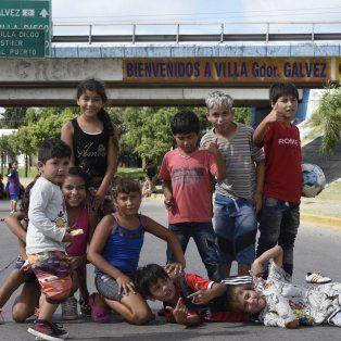miles de chicos rosarinos podrian perder el beneficio de la asignacion universal por hijo