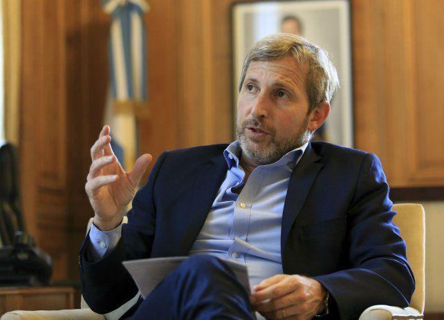 Paños fríos. El ministro dio por sentada la presencia de los radicales santafesinos en la alianza de gobierno.