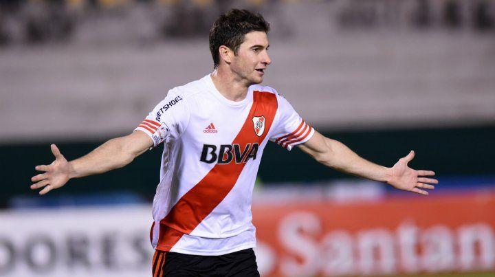 Lucas Alario tiene un pie afuera de River y su destino estaría en las filas del Bayer Leverkusen.