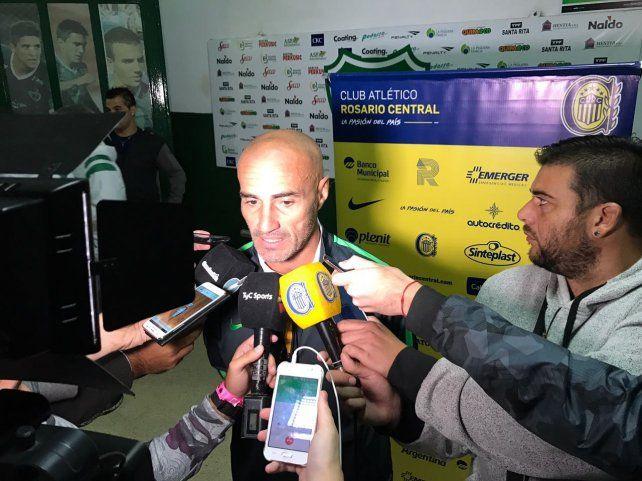 Montero aseguró que el empate fue justo y destacó que por momentos se jugó muy bien