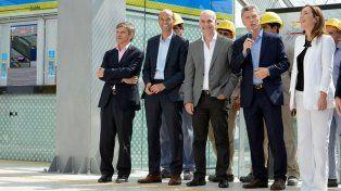 Macri dijo que respeta el paro de la CGT pero que no ayuda en nada a los trabajadores