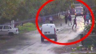 Así fueron los incidentes de ayer entre la Policía y los jóvenes de barrio Toba