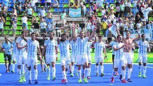 Oro. Los Leones coronaron un desempeño brillante durante los Juegos Olímpicos de Río del año pasado con la medalla más preciada. Ahora están primeros en el ránking.