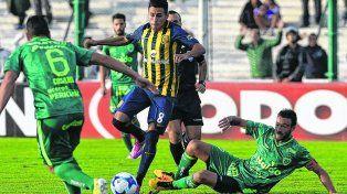 Federico Carrizo afirmó que en Central ahora hay una presión linda