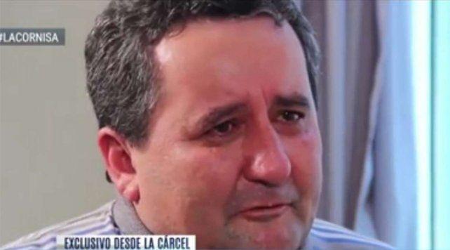 El intendente de Itatí habló llorando desde la cárcel y dijo que es un perejil