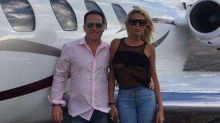 Xipolitakis y el empresario bancario se conocieron en Punta del Este.