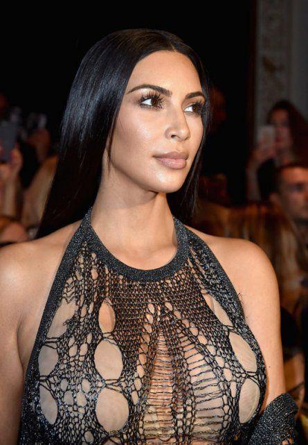 Con un recuerdo hot se celebran los diez años de Kim Kardashian en el mundo porno