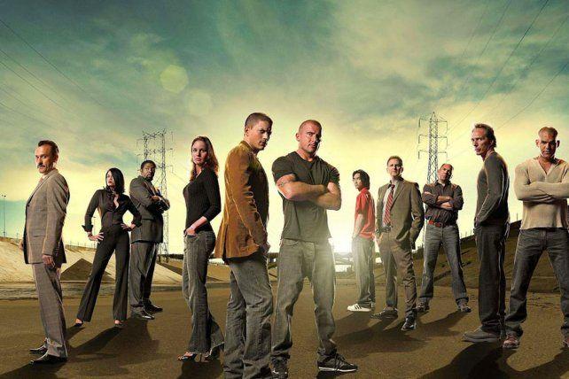 Mirá el adelanto de la nueva temporada de la serie Prison Break