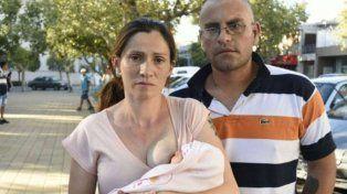 Primero fue detenido el padrastro por el asesinato y el abuso de la menor y ahora fue apresada la madre de Florencia.