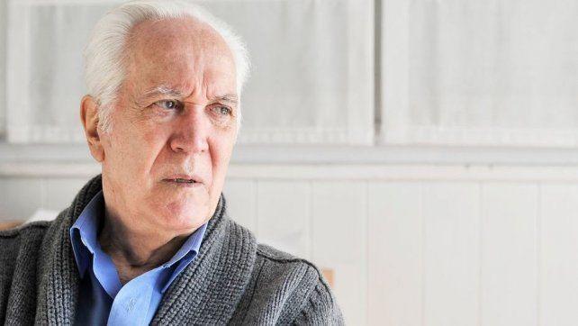 El actor Federico Luppi fue hospitalizado y su estado es delicado