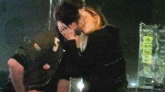 chano se mostro a los besos con su joven y bella conquista