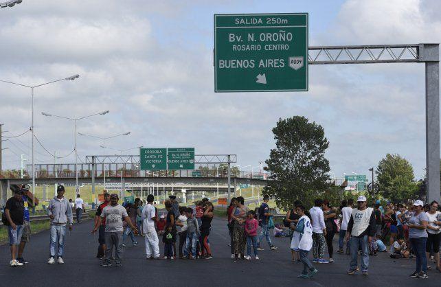 Organizaciones sociales de Rosario se sumarán al paro con cuatro cortes