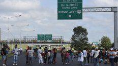 Uno de los cortes se realizará en avenida de Circunvalación a la altura del ingreso a la ciudad por la autopista Rosario-Buenos Aires.