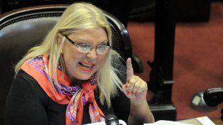 Carrió amplió denuncia penal contra el titular de la Corte Suprema