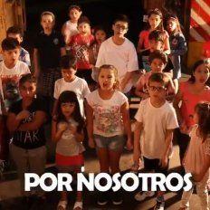 polemica por un video de la cgt protagonizado por chicos para impulsar el paro