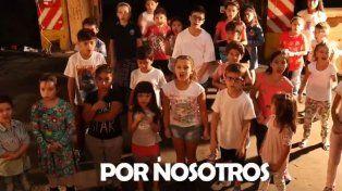 Polémica por un video de la CGT protagonizado por chicos para impulsar el paro