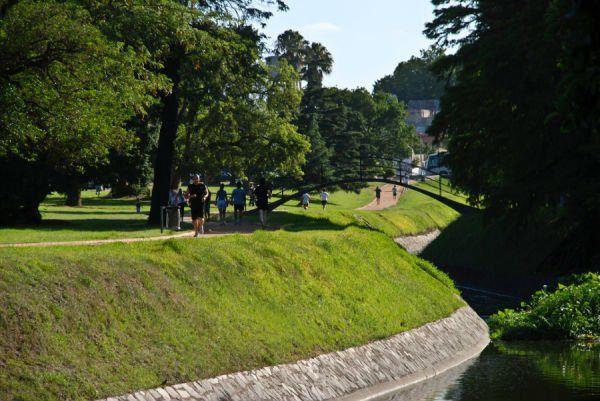 Parque El Prado.