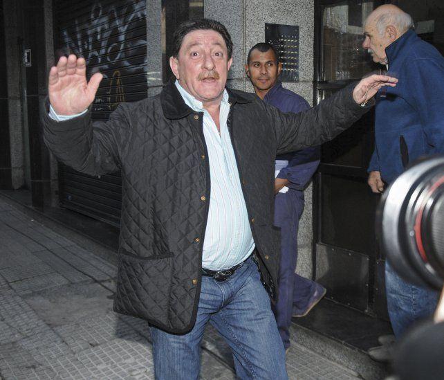 Viviani fue imputado por el delito de amenaza coactiva agravada.