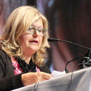 Se han mimetizado con un conflicto nacional y de la provincia de Buenos Aires, dijo sobre los dirigentes del gremio docente.
