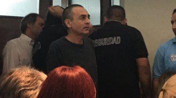 Marcelo Novillo, el papá de un chico asesinado, increpó a los líderes de la CGT por no luchar para que no mueran más jóvenes.