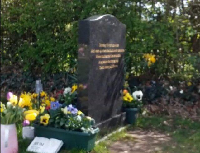 La mujer clamó antes de llegar a la sepultura: Jack