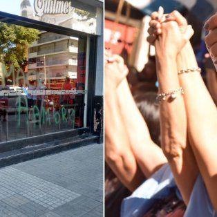 Las imágenes que compartieron políticos y famosos en las redes sociales por el paro.