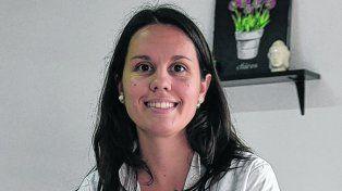 Constancia y paciencia. La nutricionista Savaretti apuesta a bajar la ansiedad.