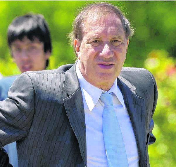 Carlos Bilardo. El Narigón quiere volver a dirigir la selección nacional.