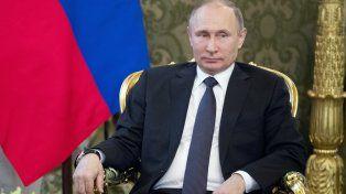 Rusia declaró comoobjetivos a los aviones del Pentágono en Siria