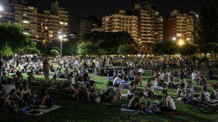 Hasta el momento se realizaron dos picnics: en el Parque de las Colectividades y en el parque Yrigoyen.