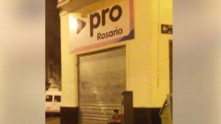 Difunden un video de una fiesta con mucho ruido en el local del PRO de Rosario