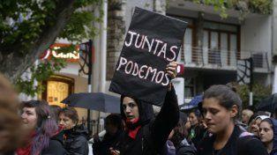 Las mujeres vienen encabezando marchas en contra de la violencia de género.