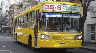 La línea 35/9 comenzará a prestar servicio esta medianoche en el corredor Rosario-Zavalla.