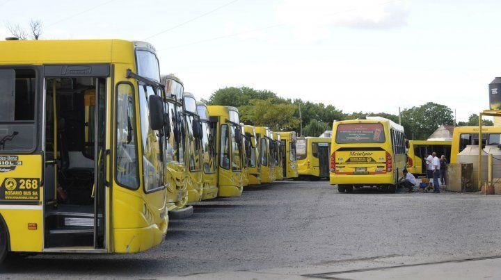 Misma empresa. La nueva UTE es parte del pool de Rosario Bus.