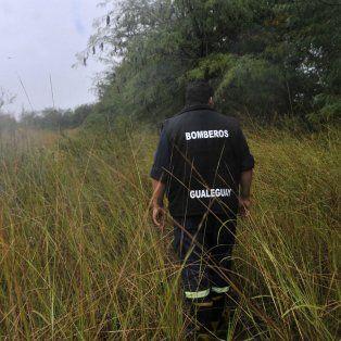El cuerpo de Micaela García fue encontrado semienterrado entre pastizales en Gualeguay.