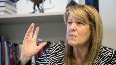 La candidata a diputada nacional por 1País cuestionó la actitud del gobierno en el caso Maldonado.