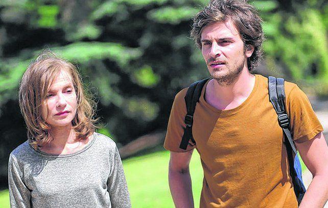 de carne y hueso. El personaje de Huppert está inspirado en la madre de la directora de la película.