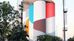 proyecto ganador. Así se pintará el frente del museo Macro.