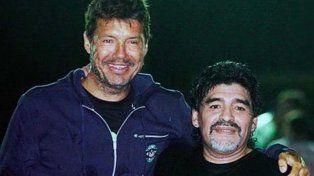 Tinelli llamó a Maradona y hablaron durante 42 minutos para hacer las paces