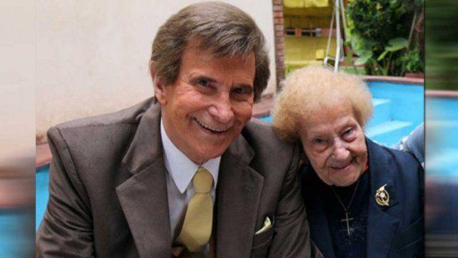 Silvio Soldán aclaró las versiones y dijo que su mamá Tita no se murió