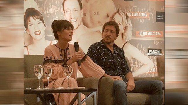 Nico Vázquez recordó con emotividad a su hermano antes de venir a Rosario