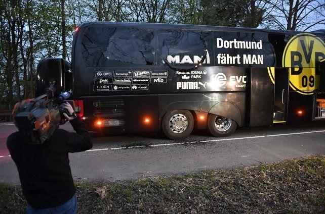 Las primeras hipótesis sobre el violento ataque al plantel de Borussia Dortmund