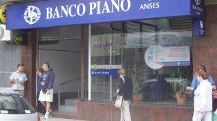 El robo se produjo a escasos metros del Banco Piano.