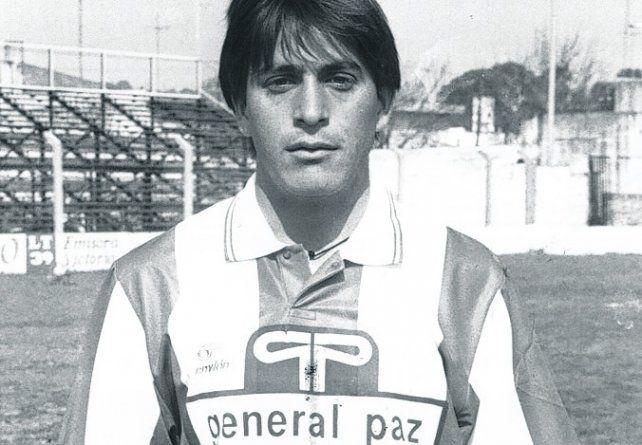 Salaíto. Andrés Aibes fue dirigido por el Zurdo en su primera incursión en AFA.