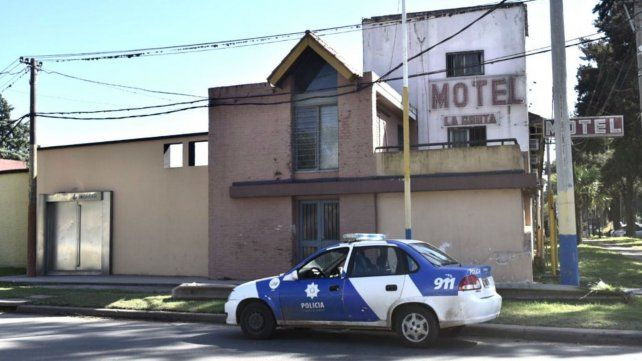 El Motel Las Grutas