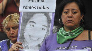 En todo el país se realizaron marchas por Micaela García